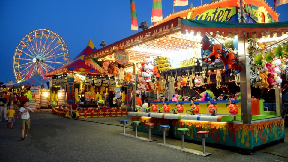 Oak Mountain State Fair |